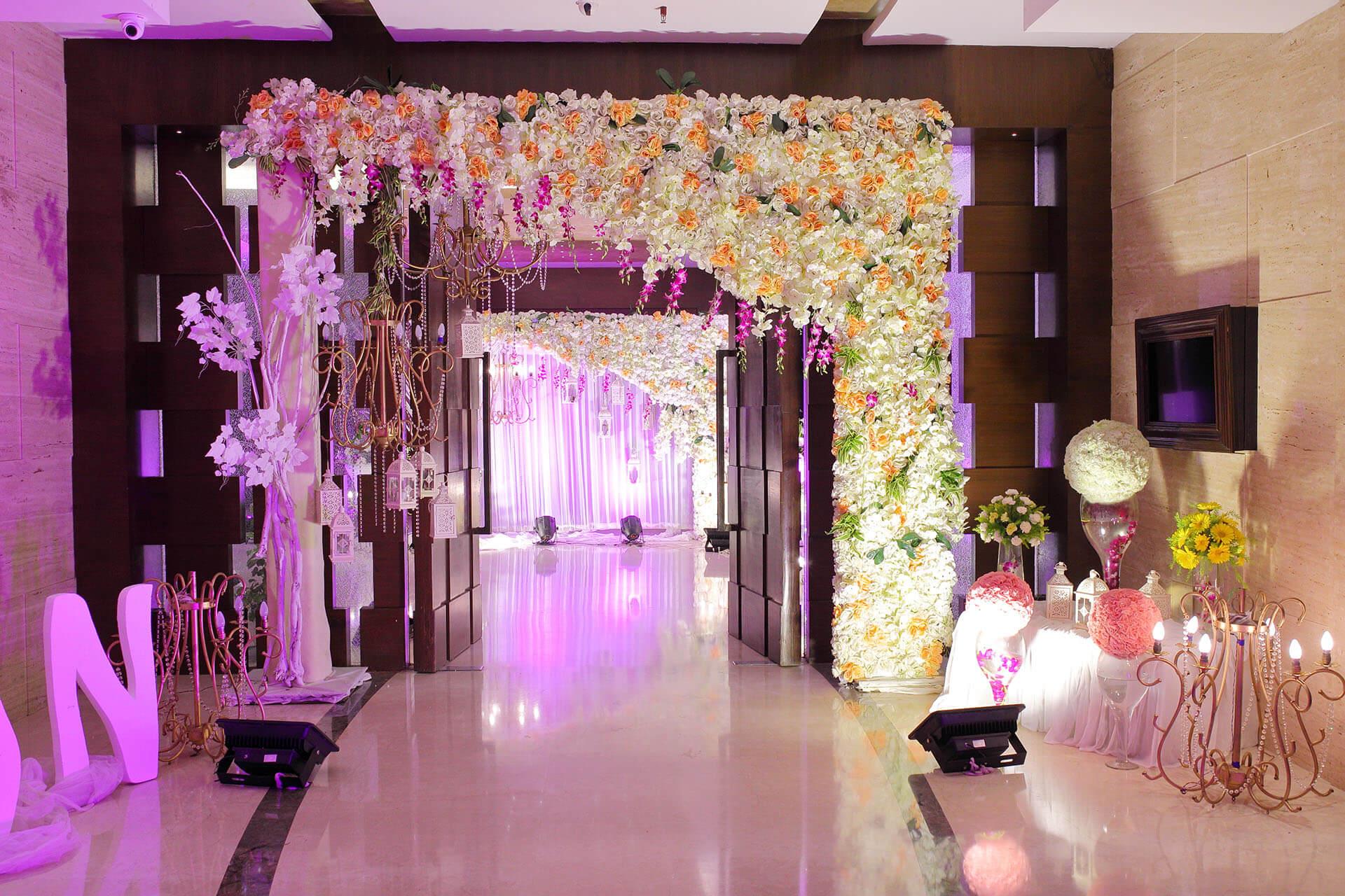 Best Banquet Halls Wedding Party Halls