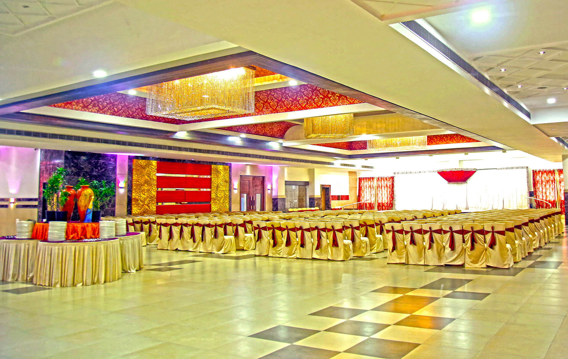 Conventions Center in Hyderabad